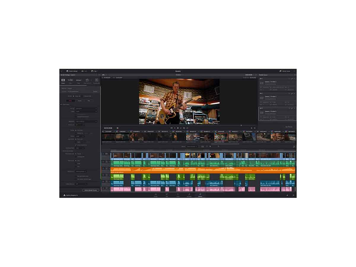 Buy Blackmagic Design Davinci Resolve 15 Studio Dongle Production Gear Ltd Broadcast And Professional Cameras Accessories