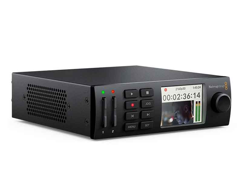Buy Blackmagic Design Hyperdeck Studio Mini Production Gear Ltd Broadcast And Professional Cameras Accessories