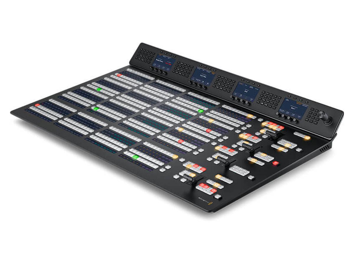 Buy Blackmagic Design Atem 4 M E Advanced Panel Production Gear Ltd Broadcast And Professional Cameras Accessories