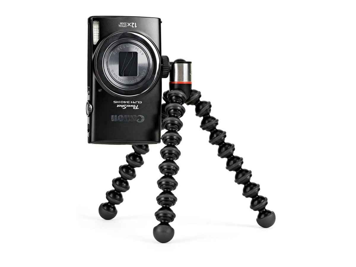 Buy Joby Gorillapod 325 Compact Flexible Tripod For Point Shoot Small And Cameras