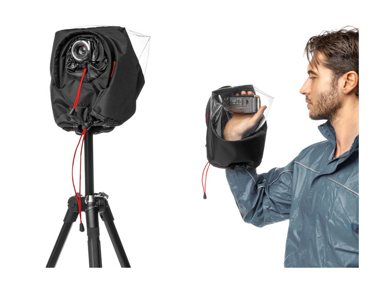 Ex-Pro® Professional Rain Cover for DSLR camera/'s including Lens Protection
