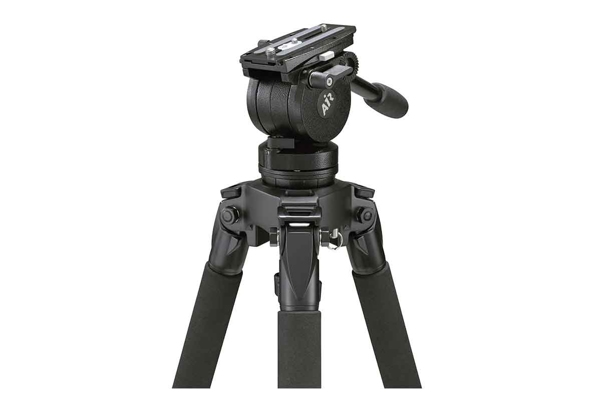 Buy Miller Air Solo 75 3 Stage Carbon Fibre Tripod System Benro A1883fs2c Aero 2 Video Travel Angel