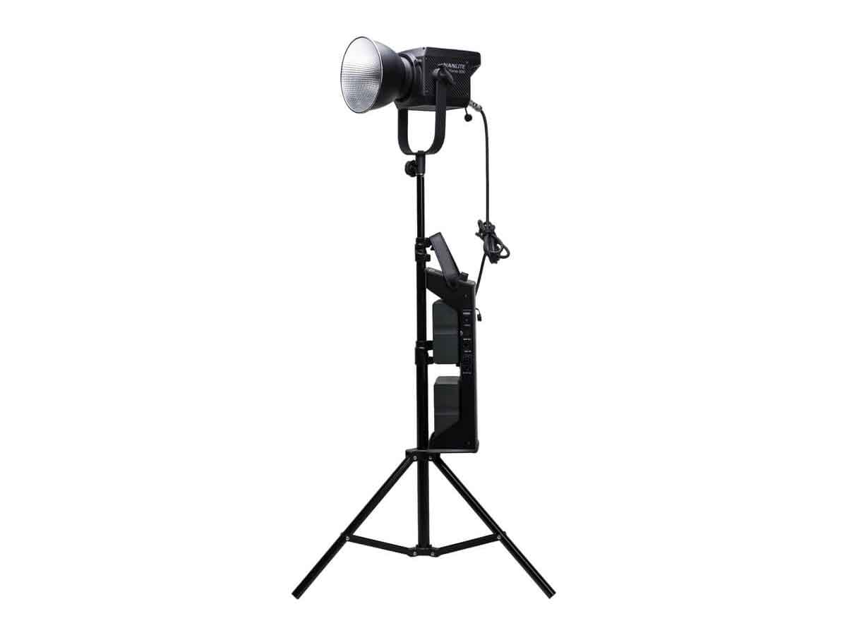 Aluminum reflector for studio flash units with Bowens connection and 55/° transmission angle Rollei Pro Studio Flash Reflector 55 Degree Black