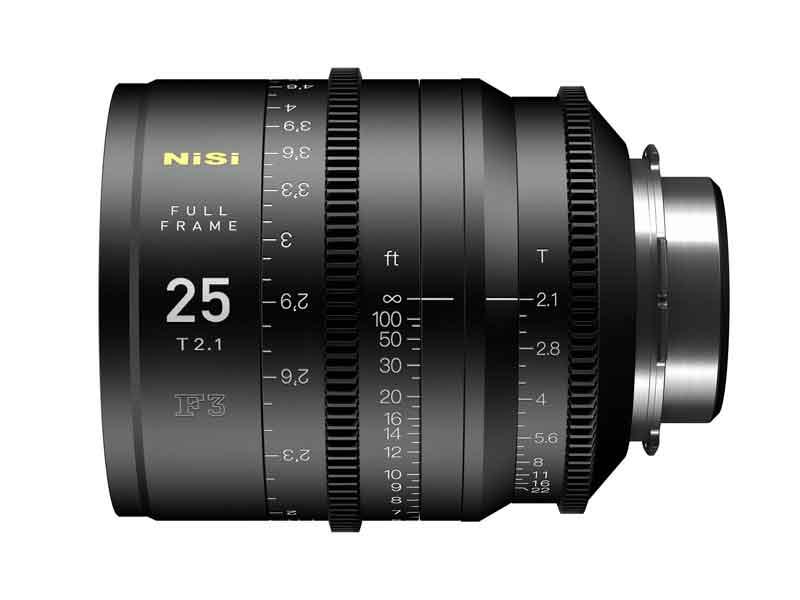 Sony E Mount Full Frame Lenses >> Buy Nisi F3 25mm Full Frame Lens T2 1 Sony E Mount Imperial