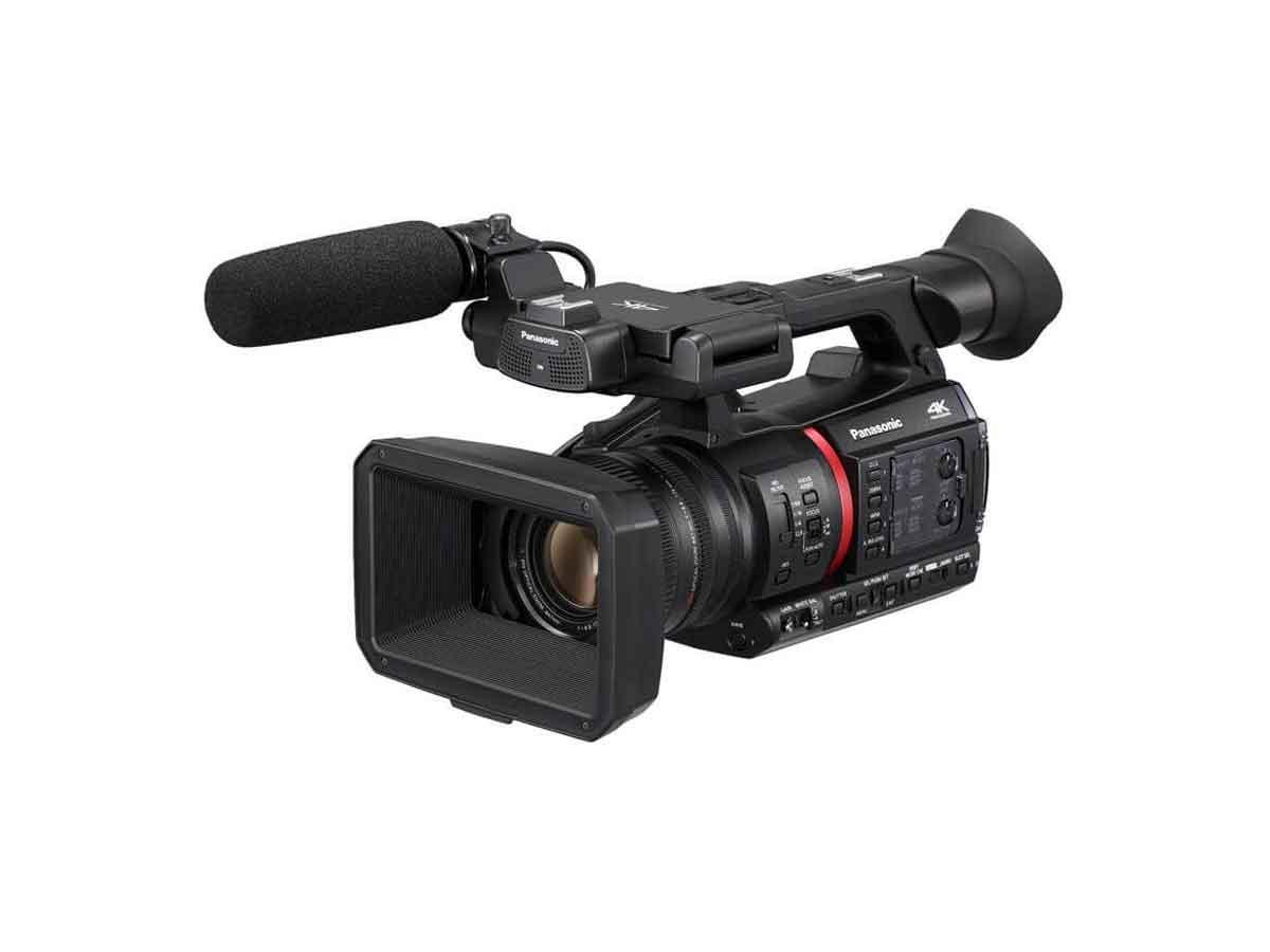 Buy - Ex-Demo Pansonic AG-CX350 Lightweight 4K/HDR 10BIT REC