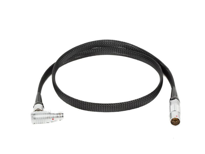 Wooden Camera Alterna Cables - Alexa Mini FLEX Power Extension (Right  Angle, 36