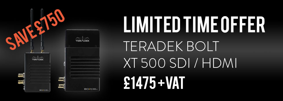 Limited time offer on Teradek