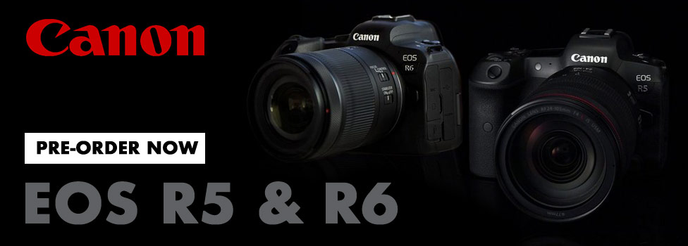 Canon R5 R6