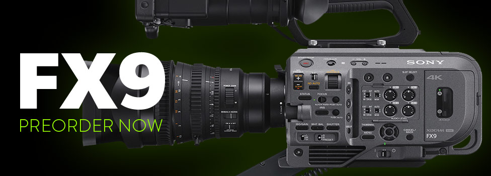 Sony FX( FF Camcorder