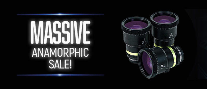 SLR Magic Anamorphic Offer