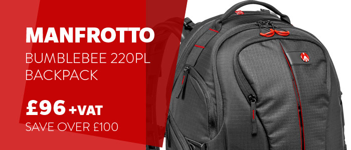Manfrotto Backpack Savings