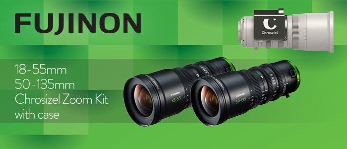 Fujinon Lens Set