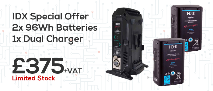 IDX Battery Offer