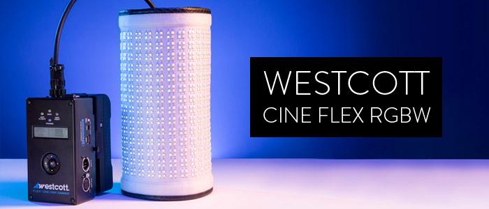 Westcott Cine Flex RGBW