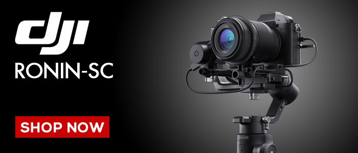 DJI Ronin-SC available now