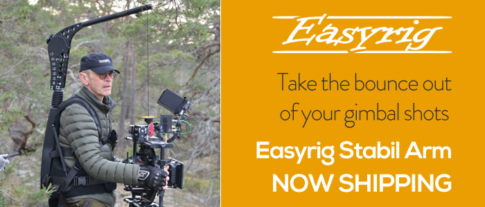 Easyrig Stabil, Shipping now!